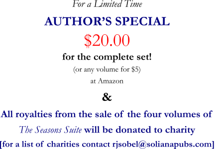 Author's Discount $5.00
