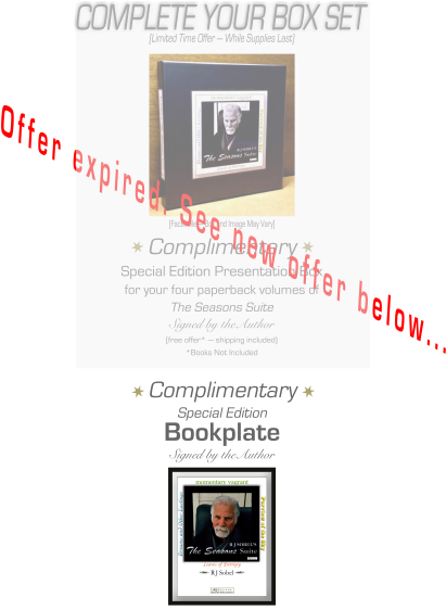 Bookplate offer for website